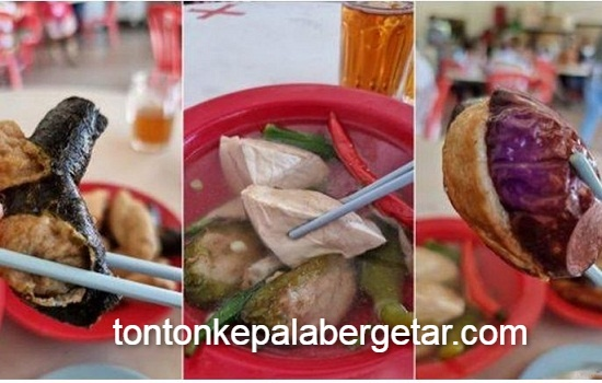 Restoran SM, a favorite with locals who love yong tau foo