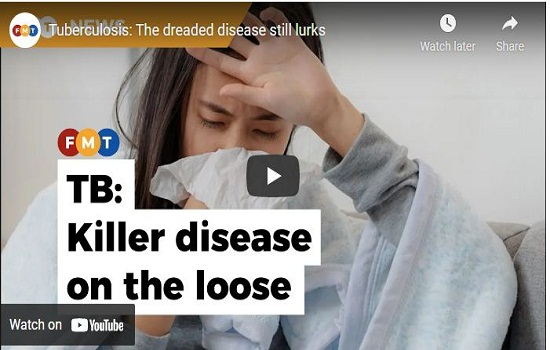 TB – a killer that won't go away