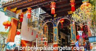 Nyonya Palazzo: the style of olden days Penang