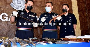 Gang 36 members enter Melaka with 'Miti letter,' stage RM1.2mil robbery