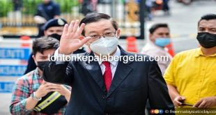 We've reported govt's 'failure', up to the King now, says Guan Eng